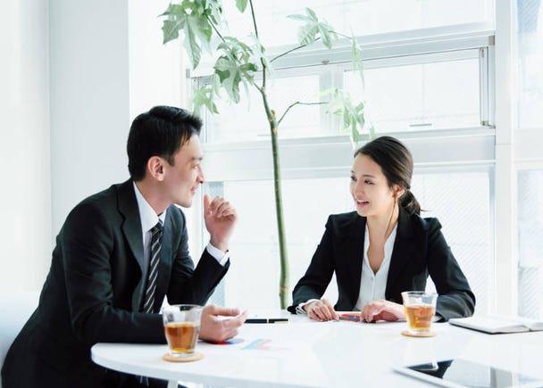 日本女子的溝通技巧②‐上司篇