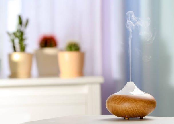 <집 안> 최고의 냄새 대책은 바로 환기!