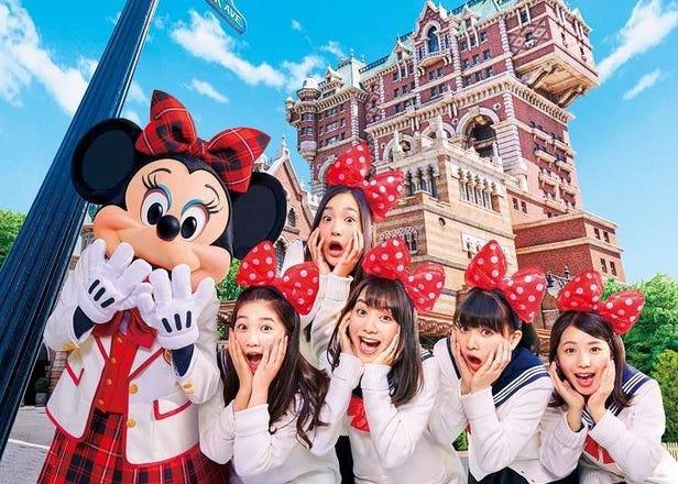 「一起去春天Campus!」用學生限定護照 在東京迪士尼渡假區和朋友們編織青春回憶吧!