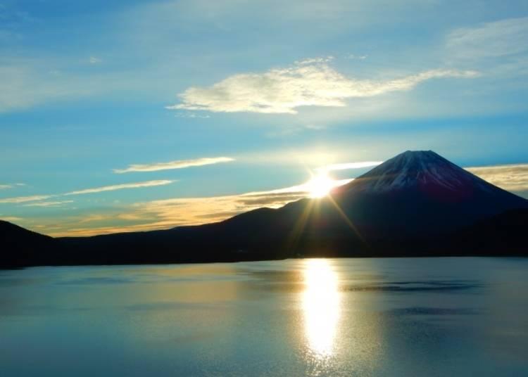 Near Tokyo: Mt. Fuji area