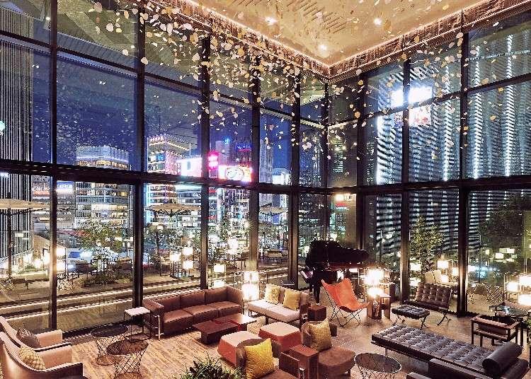 「ザ・ゲートホテル東京 by HULIC」で銀座の絶景を堪能!街も自然も取り込む人気ホテル