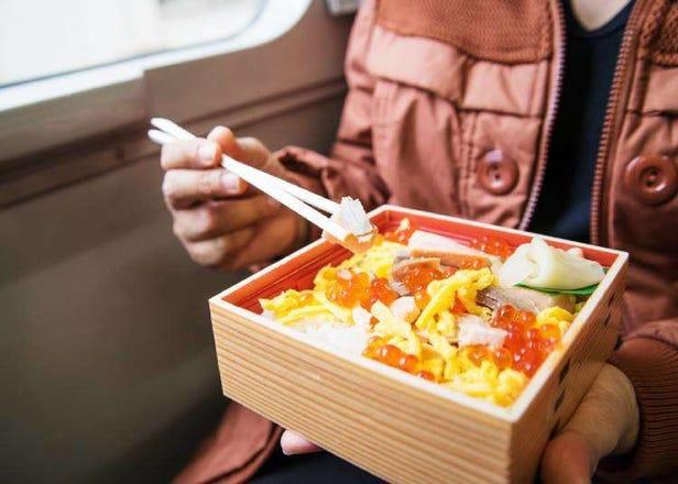 일본철도여행의 별미, 에키벤! JR동일본이 뽑은 에키벤 Best 3