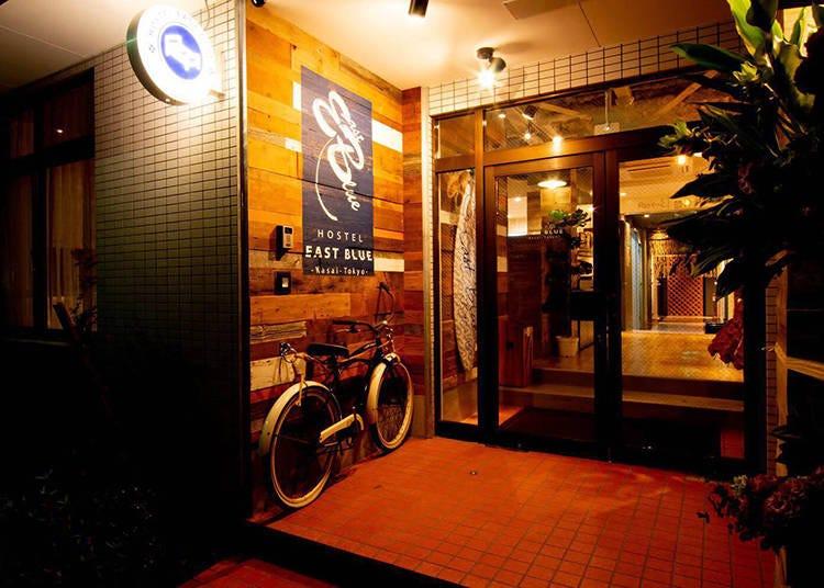 5. Hostel East Blue (Kasai): Family-friendly Tokyo Hostel
