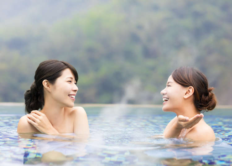 Onsen Rules! Complete Guide to Onsen Etiquette and How To Enjoy a Traditional Bath in Japan - LIVE JAPAN
