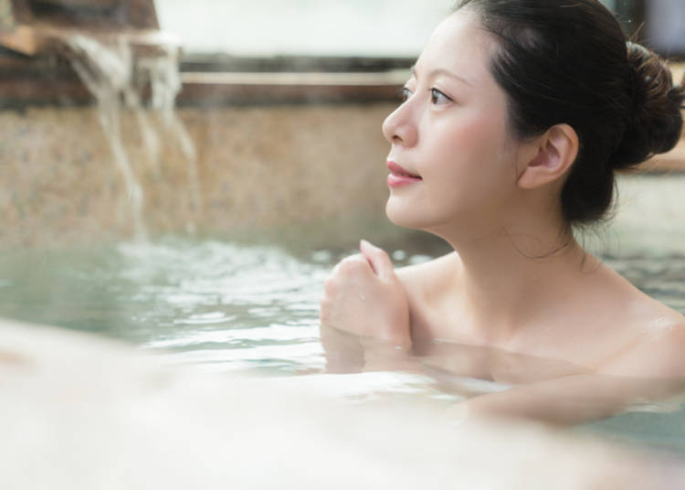What is an onsen? What is the difference between 'onsen' and 'sento'?