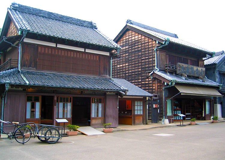 East Zone: Notable Buildings
