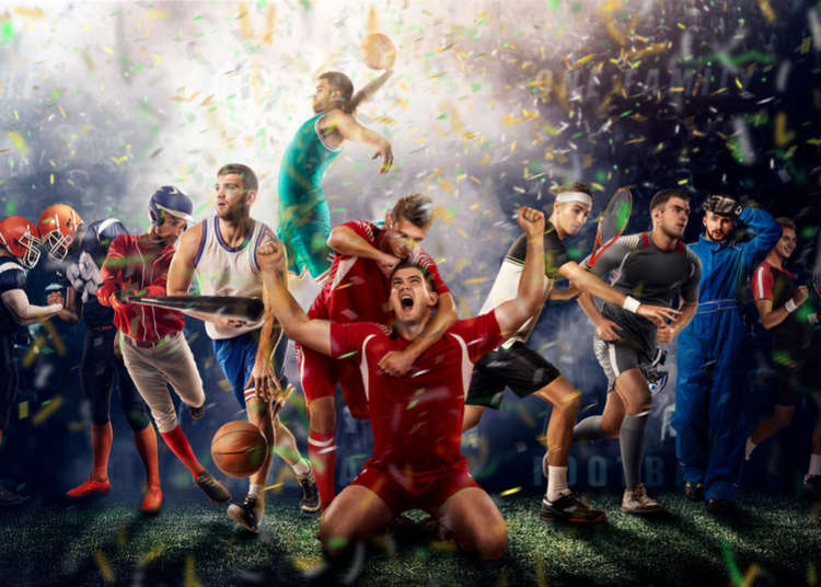 Play On! Japanese Sport and Calendar for 2019