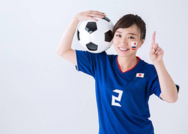 Soccer in Japan 2019