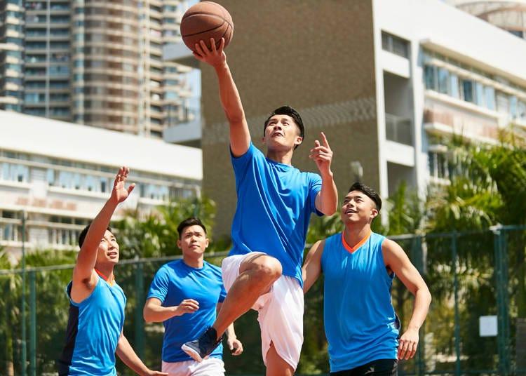 Basketball in Japan 2019