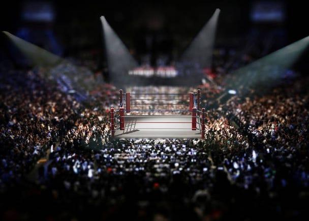 Professional Wrestling in Japan 2019