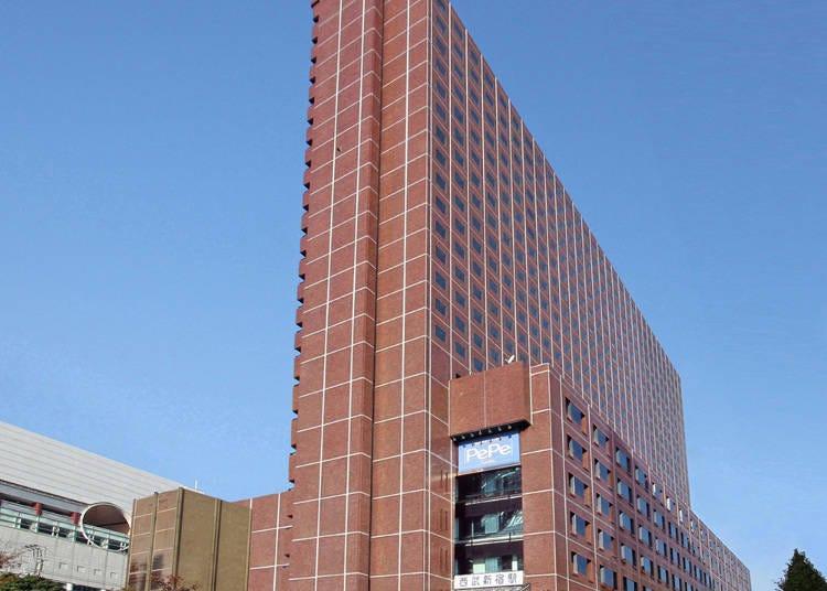 西武新宿PEPE/Brick St.