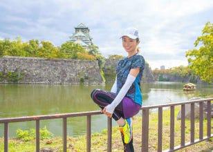 ランニングで楽しむ日本観光。日本生まれの高機能ウェアと一緒に快適なラントリップ!