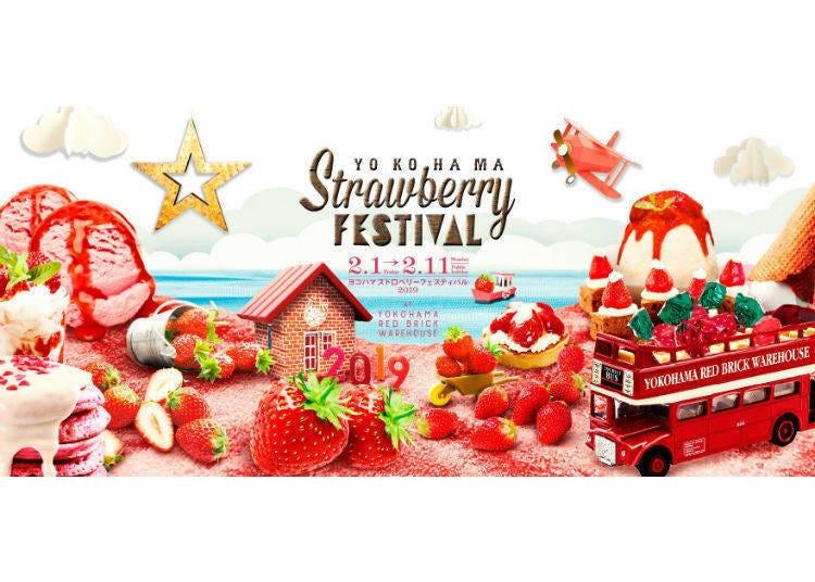 Yokohama Strawberry Festival 2019
