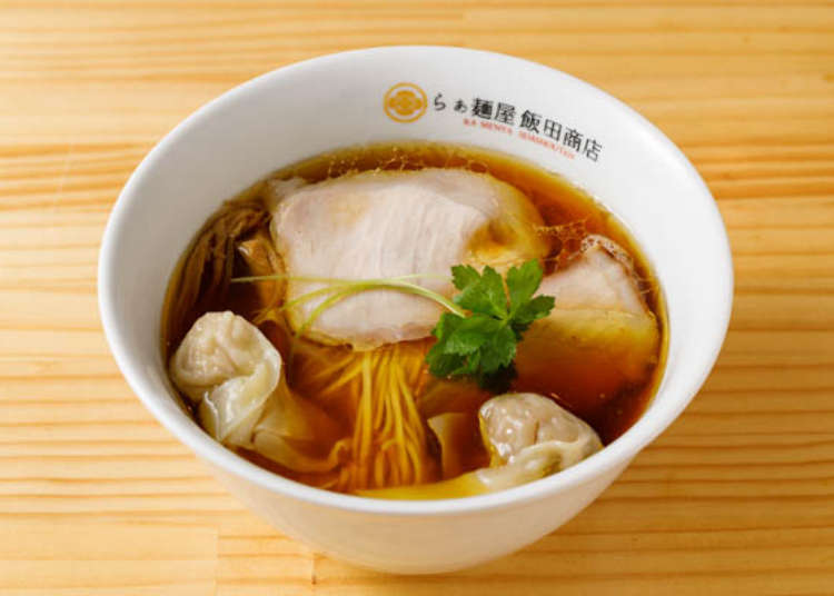 The Ramen Industry's Finest – The Secrets of Ramenya Iida Shouten!