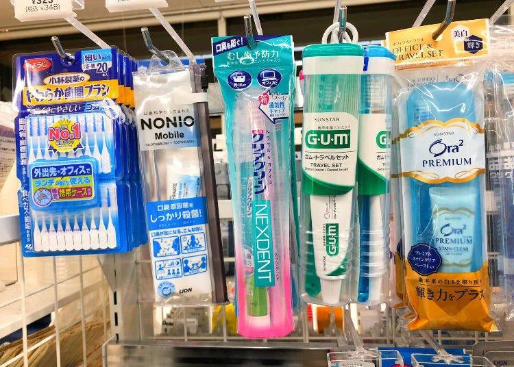 Toothbrush Kit