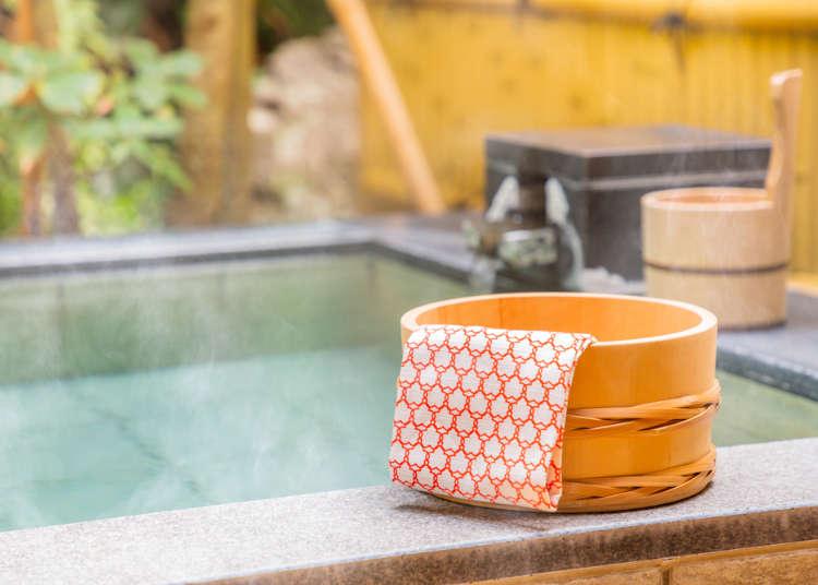 專家來教你泡湯!日本溫泉「有效入浴法」以及泡湯新手必備的溫泉禮儀