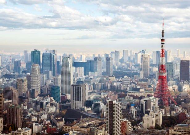 東京旅遊住宿不只有上野、新宿!當地人才知道的東京&周邊住宿好去處!