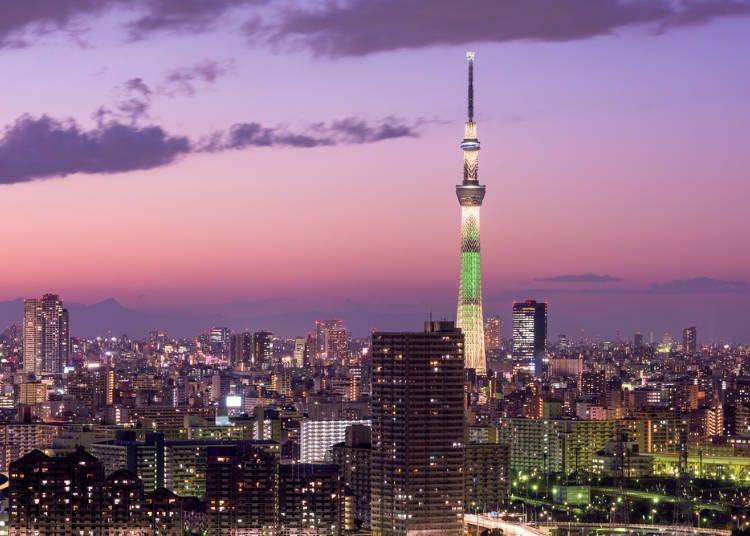 【錦糸町】特色與周邊飯店清單