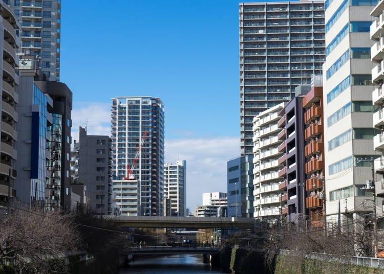 【五反田】特色與周邊飯店清單