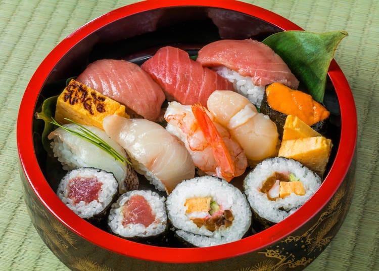 「寿司」はやっぱりスゴイ!新鮮でおいしすぎ
