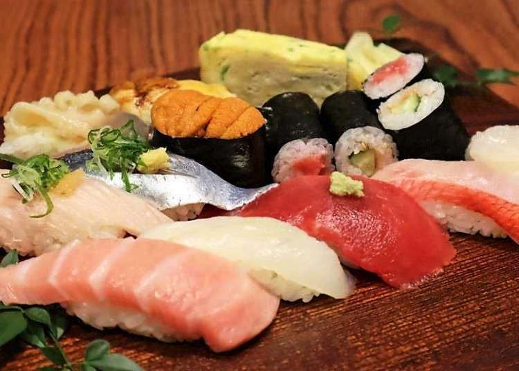 Toyosu Fish Market Dining Guide: 5 Selected Restaurants at Tokyo's Famous Fish Market