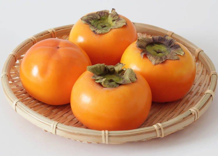 ■冬が旬のフルーツその2:柿