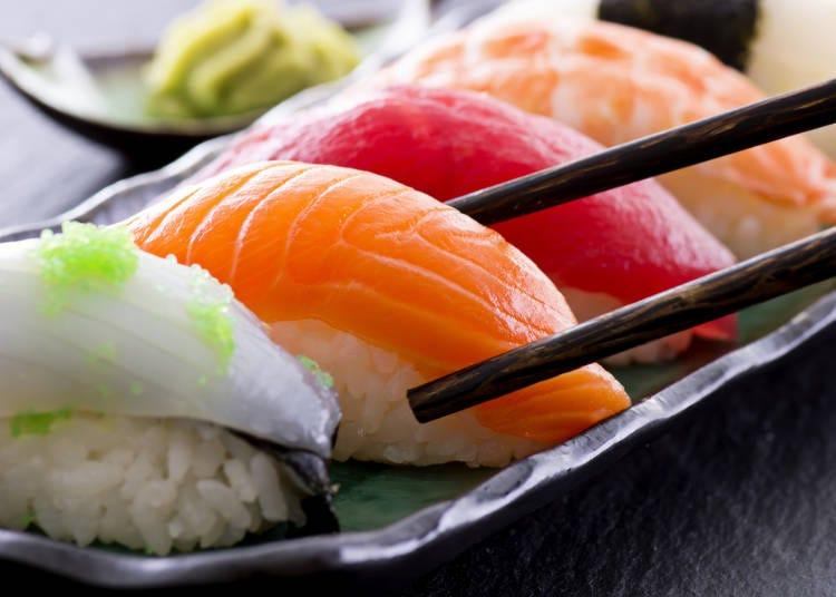 外食内食問わず、イギリスでも和食が人気!(イギリス/20代/女性)