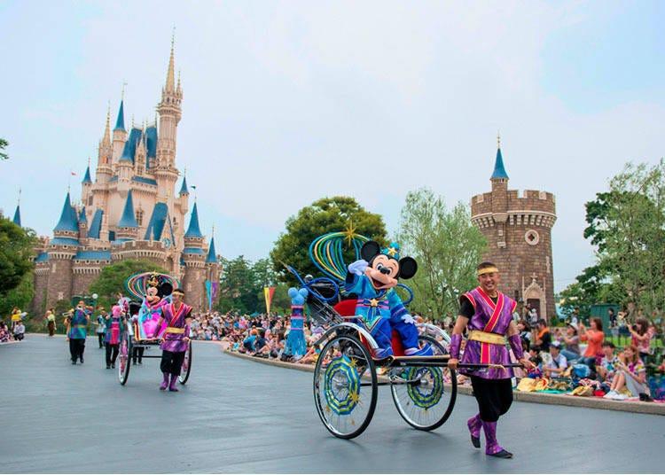 June 6 – July 7, 2019: Special Program at Tokyo Disneyland / Tokyo DisneySea