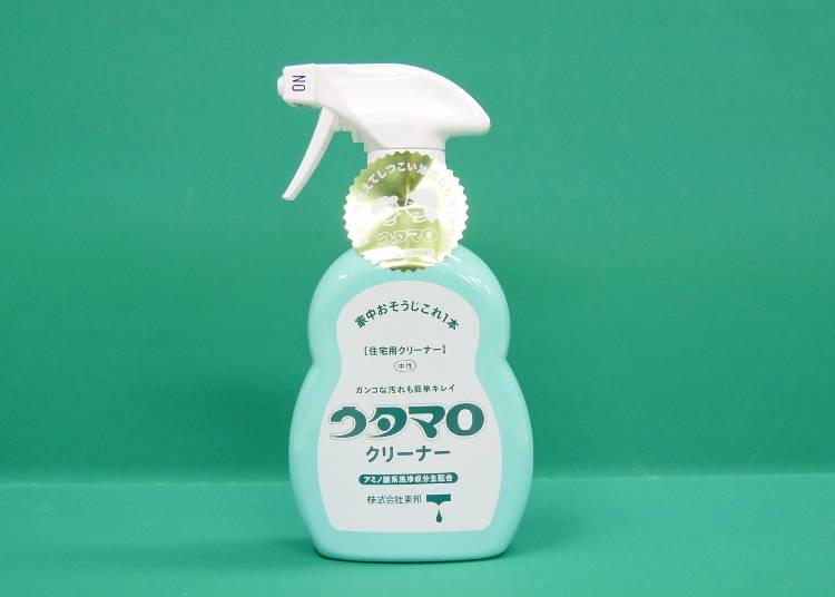 【NO.1/居家大掃除就靠這一罐!萬能選手「東邦 UTAMARO 清潔劑(ウタマロ クリーナー)」】