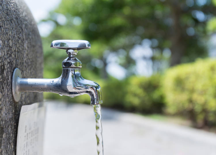 도쿄의 수돗물은 정말로 안전할까?