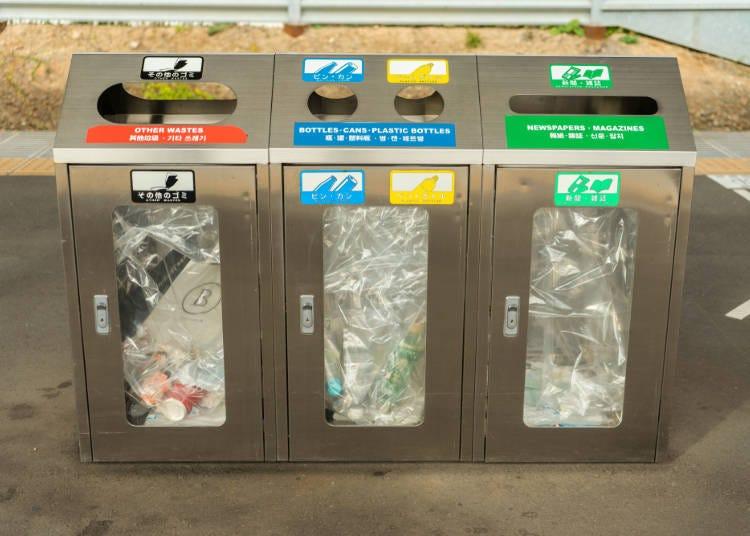 找不到垃圾桶!?日本人出外垃圾都丟哪?
