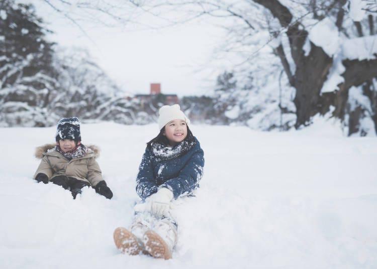 日本人如何對抗寒冷、聰明過冬呢?