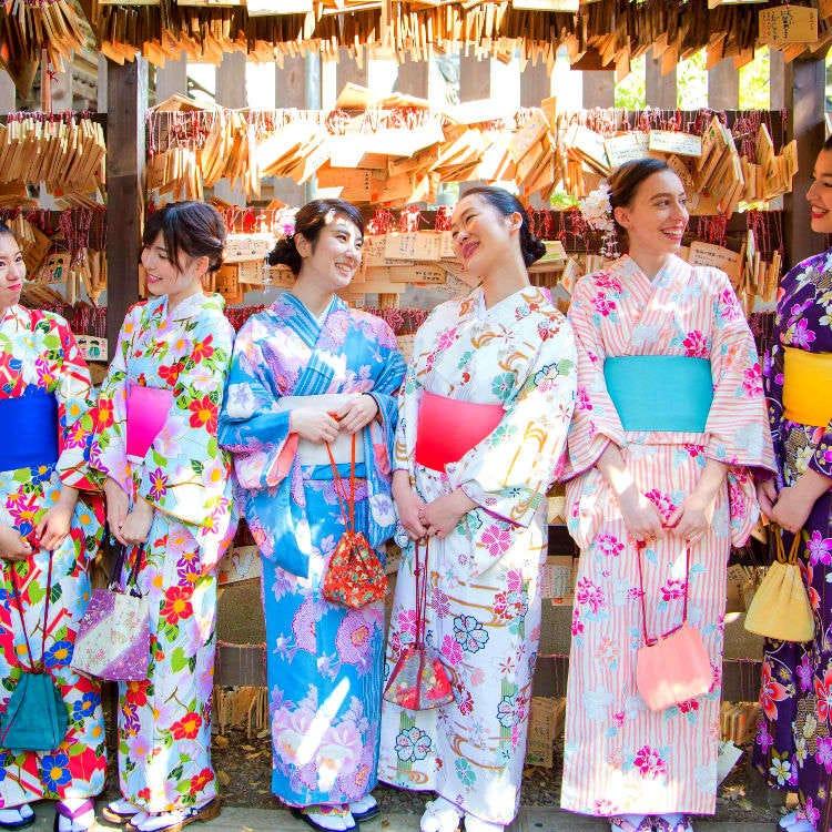 【都内&東京近郊】浅草・川越で人気の着物レンタル店 厳選5選