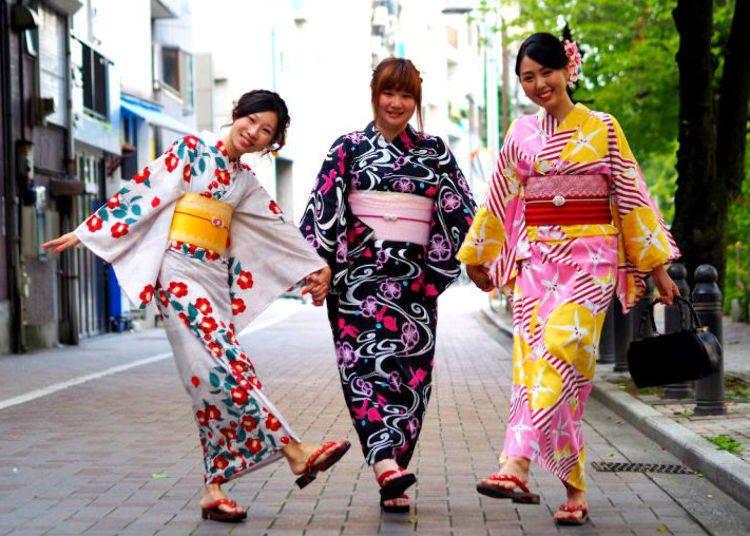 2. 淺草愛和服:可以享受穿著和服拍大頭貼樂趣的店
