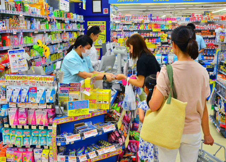 Japanese Drugstores Are So Different to Back Home! A Deeper Look Into the Success of Pharmacies
