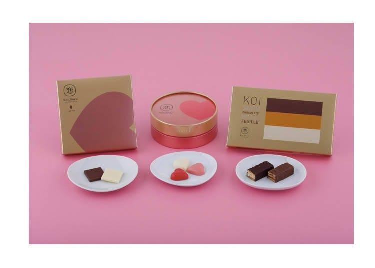 ♥質感與口感都非常完美! 700~1000日圓的巧克力品牌  【白色戀人巧克力】