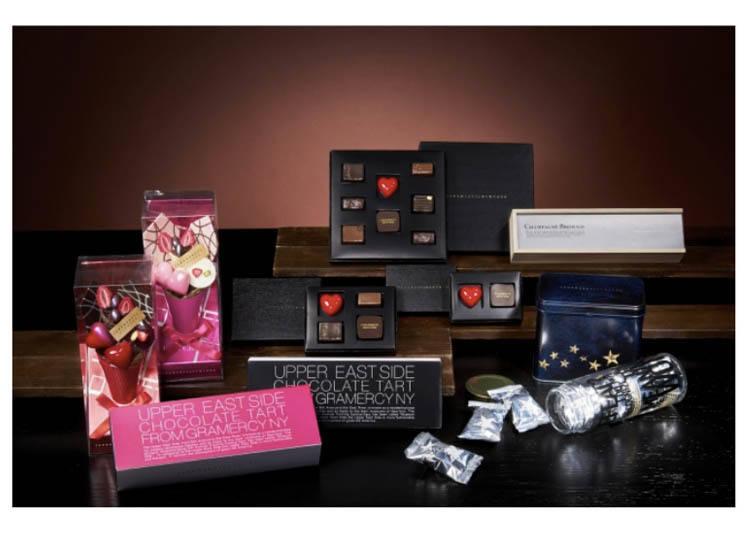 ♥低調卻又掩藏不住的華麗感,1000日圓以上的巧克力品牌  【GRAMERCY NEW YORK】