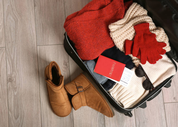 What to pack for Japan in February? How to dress in Japan in February?
