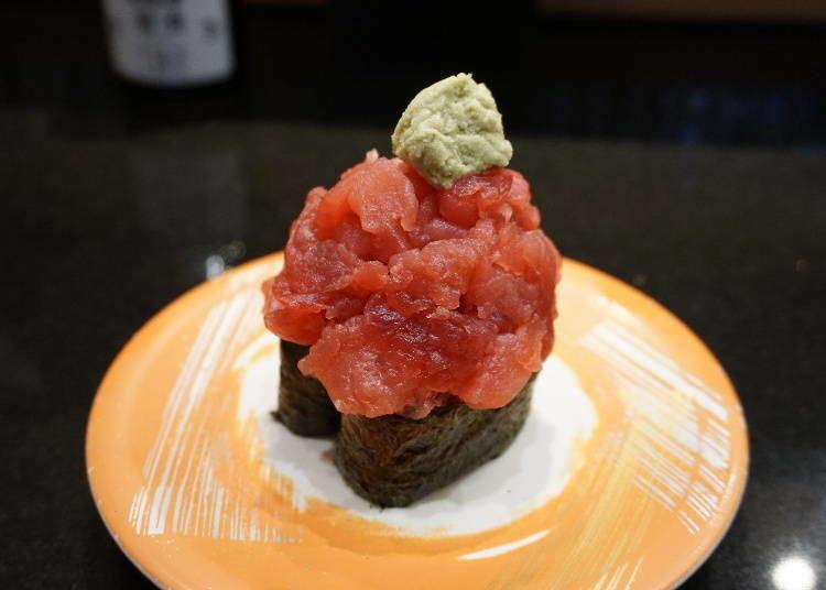 Top Tokyo Sushi: Fresh Conveyor Belt Sushi Starting at ¥100?!