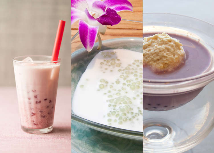 Chewy & Addictive: Unbelievably Tasty Tapioca Sweets That You Can Enjoy in Tokyo!