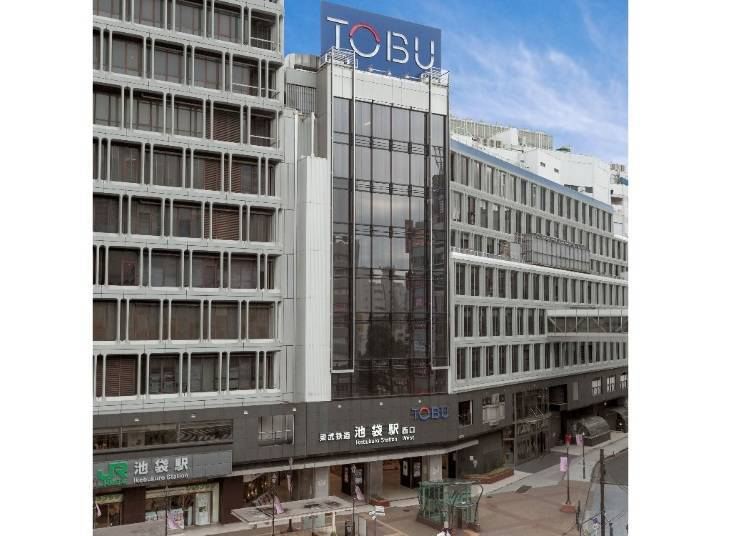 Ikebukuro Tobu Dining City Spice: Enjoy Tapioca from Around the World!