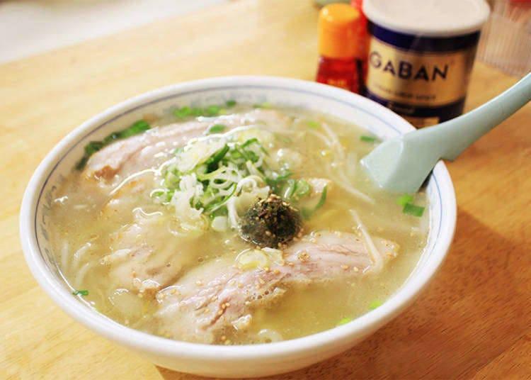 1.일본 음식은 개인적으로 짠느낌!