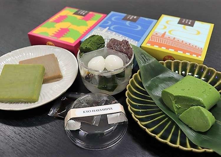 ハズさない手土産&プレゼントに!京都の老舗「京はやしや」の和スイーツ