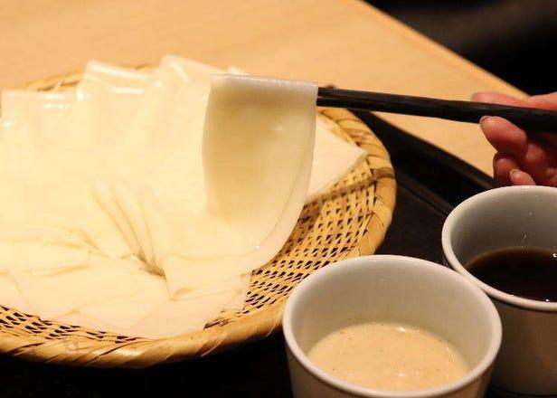 日本好吃的烏龍麵有這麼多種類!在東京就能品嚐到的Q彈「在地烏龍麵」推薦餐廳四選