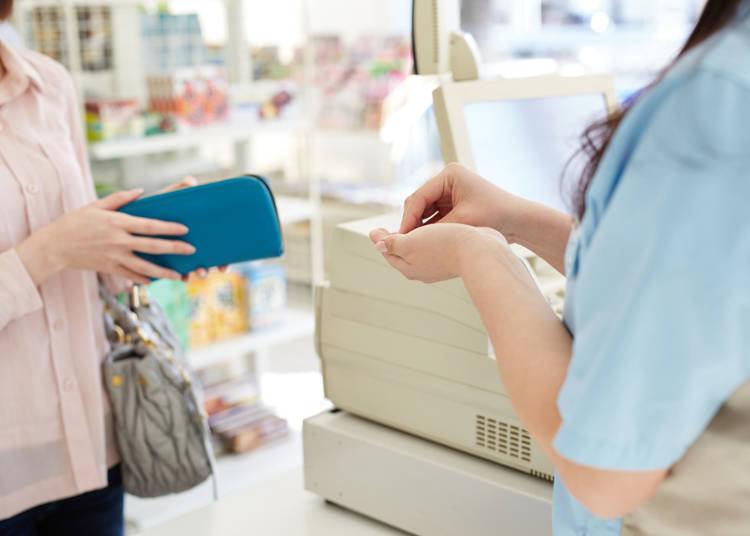 4. Japanese supermarkets have polite staff and excellent customer service