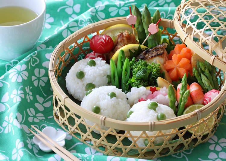 9. Spring Cuisine