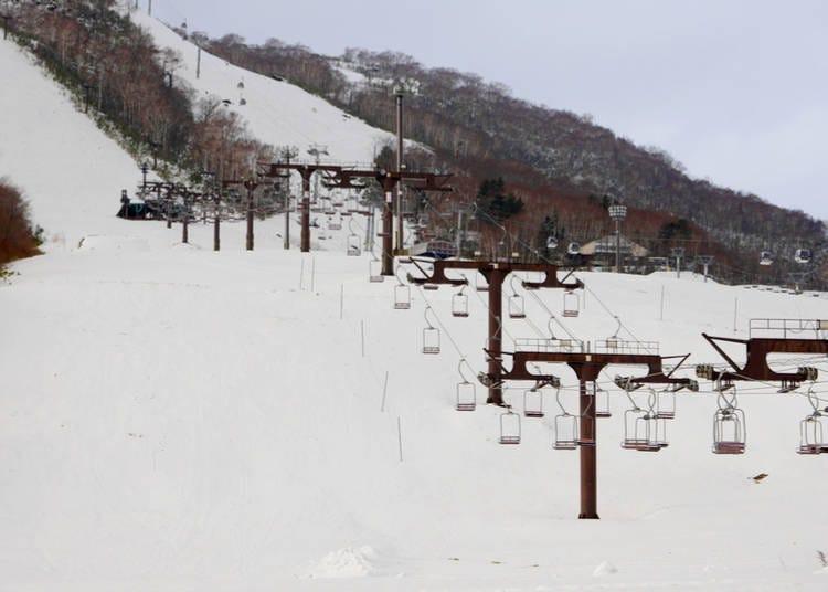 11. Spring Skiing in Japan!