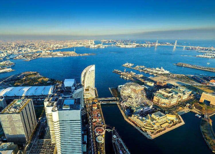 住みたい街 No.1!人口の多さ全国2位!日本人が横浜を愛する10の理由