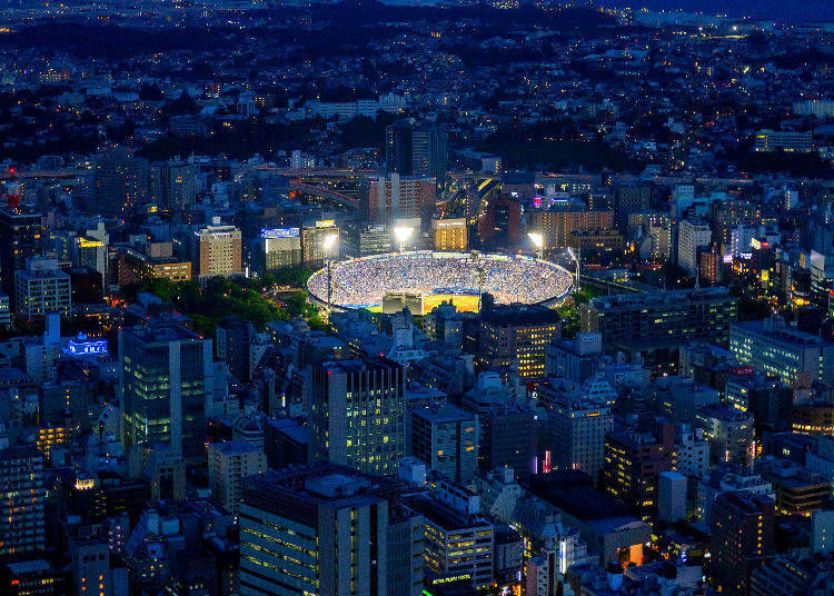 7. Professional sports events bring the city to life