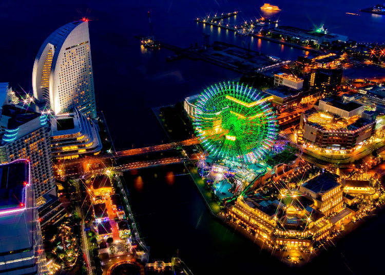 3. Ease of travel into the heart of Tokyo